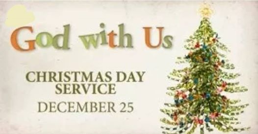 Christmas Day Service