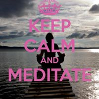 Meditating Mama