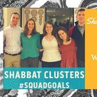 Shabbat Clusters &amp Friends Happy HourDinner at On Rye