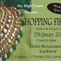 Shopping Fiesta (Fashion &amp Lifestyle Exhibition) - Lucknow