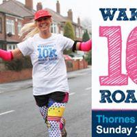 Wakefield 10k Road Race 2017