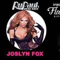 Joslyn Fox and Lola Palooza host Drag Race Viewing Party
