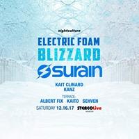 Electric Foam Blizzard ft. Surain at Stereo Live  Houston