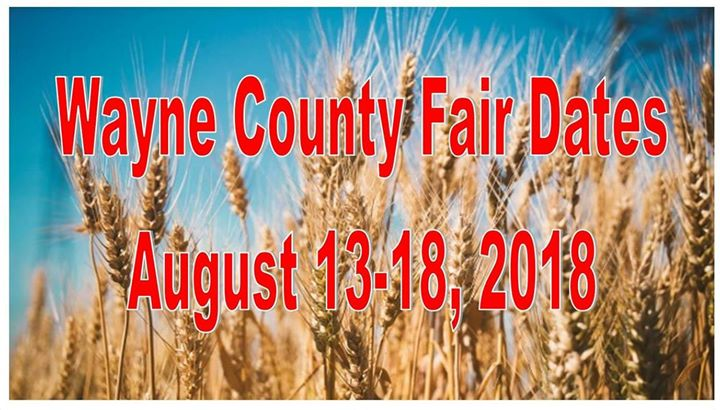 Axton Landing  The Wayne County Fair