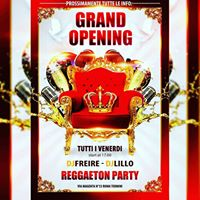 GRAND OPENING REGGAETON PARTY 2018 RP