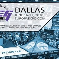 2018 Dallas Europa Games Get Fit &amp Sports Expo