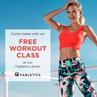 Free Zumba  Fabletics Old Orchard
