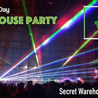 St Patricks Day Warehouse Party Liverpool