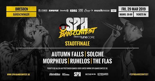 SPH Bandcontest Stadtfinale  Dresden