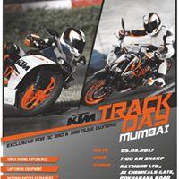 Mumbai KTM Track Day