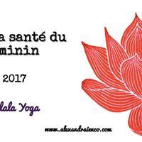 Yoga pour la sant du cycle fminin