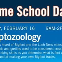Home School Days Cryptozoology (2nd class added)