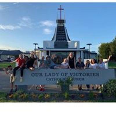 Youth Group /Our Lady of Victories, Catholic Parish /Sockburn, Chch NZ