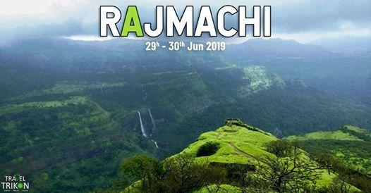 Rajmachi & Kondane Caves Monsoon Trek