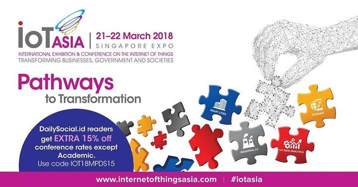 IoT Asia 2018 Transforming Asias IoT Ecosystem
