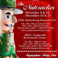 The Nutcracker - Hattiesburg