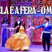 A Bela E a Fera - O Musical em So Jos dos Campos SP