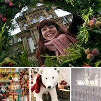 Christmas Market at The Bowes Museum