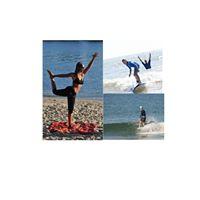 Free Surf Lessons Surf Meet Up &amp Beach Yoga