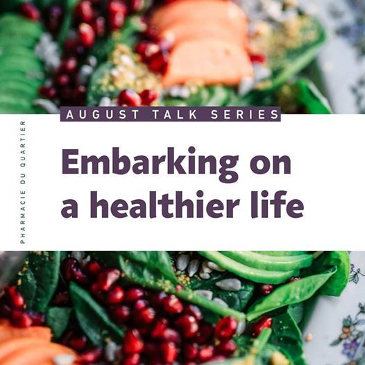 Embarking on a healthier life