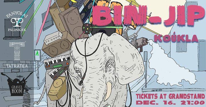 Bin-Jip live (HUN)