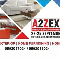 A2Z Expo 2017 An Interior Exterior &amp Building materials Exhibition