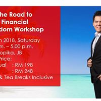 The Road To Financial Freedom Workshop by Fville - Johor Bahru