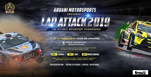 Lap Attack 2019