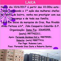 1 Festival Das Mulheres Do Conj. Residencial Rubens Lara