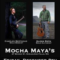 Glenn Roth &amp Charles Berthoud Live at Mocha Mayas
