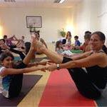 Family Yoga class (ages 2-6)