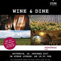 Wine &amp Dine STERN Luzern