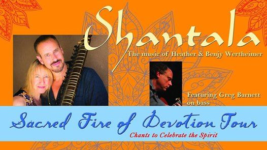 An Evening of Chants to Celebrate the Spirit