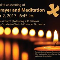 Advent Taize Prayer &amp Meditation