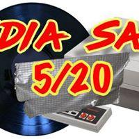 3rd Annual Media Sale gkso
