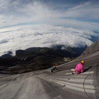 Feb 10-13 Mt Kinabalu via Lows Peak Circuit Ferrata Trail
