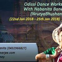 Odissi Dance Intensive Workshop - Indian Classical Dance