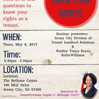 Tenants Know Your Rights