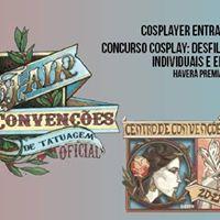 Concurso Cosplay no Tattoo Fair