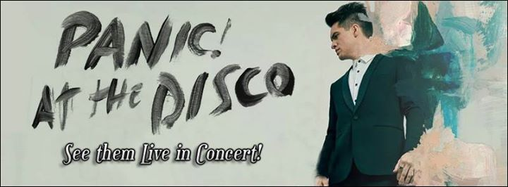 Panic At The Disco in Los Angeles