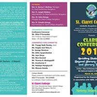 Claret Conference 2018