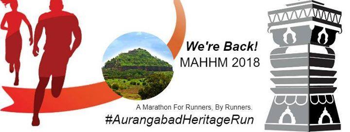 MIT Aurangabad Heritage Half Marathon 2018