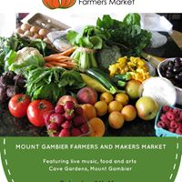 Mount Gambier Farmers &amp Makers Market