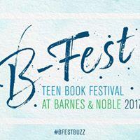 Second Annual B-Fest Teen Book Festival
