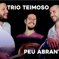 Trio Teimoso e Peu Abrantes Trio na Feira Paisagem