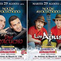 DO AYACUCHO &amp LOS APUS EN CONCIERTO