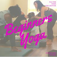 Beginners Yoga Class - BOGO 10 for Two Class Passes