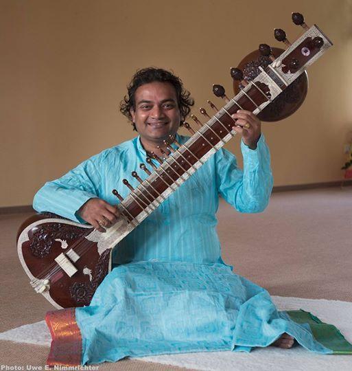 Innere Heilung durch Nada Yoga  Sitar Konzert