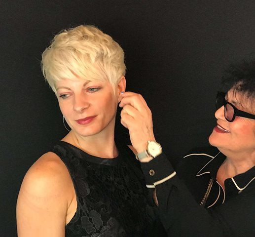 Creative Short Haircutting Workshop Perfect your short haircuts