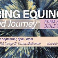 Sound Journey - Spring Equinox feat. Djulz Chambers